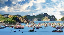 Destination Cat Ba Island Vietnam