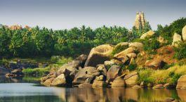 Reiseziel Neeleshwar Kasaragod Südindien