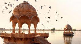 Jaisalmer Nord de l'Inde