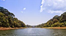 Thekkady Sur de India