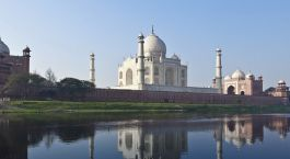 Destination Agra North India