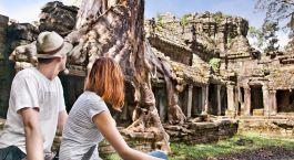 Destination Kampong Thom Cambodia