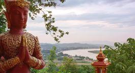 Destination Chiang Saen Thailand