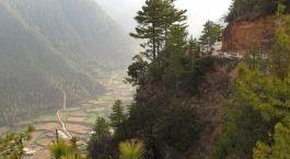Reiseziel Gangtey Bhutan