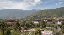 Destination Thimphu Bhutan