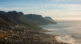 Reiseziel Cape Dutch Südafrika