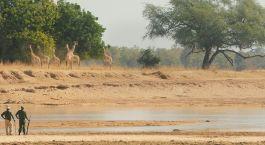 Reiseziel Shiwa Ngandu Sambia