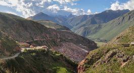 Reiseziel Sacred Valley Peru