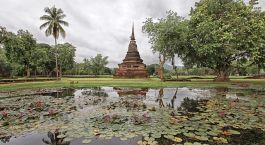 Sukhothai Thaïlande