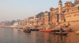 Destination Varanasi North India