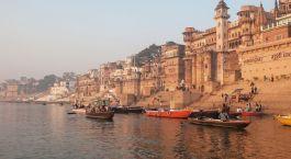 Varanasi Norte de India