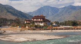 Reiseziel Punakha Bhutan