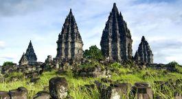 Destination Yogyakarta Indonesia