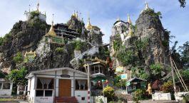 Reiseziel Loikaw Myanmar