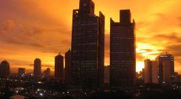 Reiseziel Jakarta Indonesien