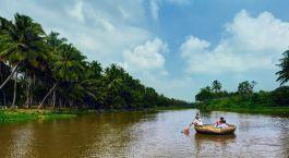 Reiseziel Pollachi Südindien