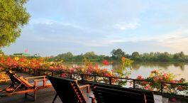 Reiseziel Abai, Kinabatangan Fluss Malaysia
