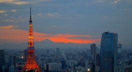 Destination Tokyo Japan