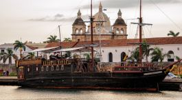 Destination Cartagena Colombia