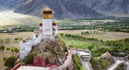 Destination Tsetang Tibet