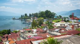 Destination Parapat Indonesia