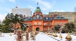 Reiseziel Sapporo Japan