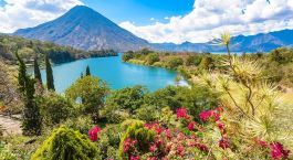 Destination Lake Atitlan Guatemala