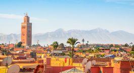 Reiseziel Marrakesch Marokko