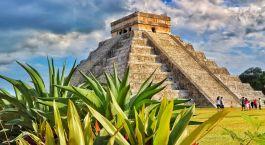 Destination Chichen Itza Mexico