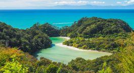 Destination Abel Tasman National Park New Zealand
