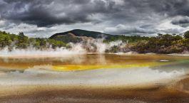 Reiseziel Rotorua Neuseeland