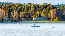 Reiseziel Te Anau Neuseeland