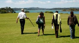 Destination Waitangi New Zealand