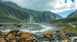 Destination Fox Glacier New Zealand