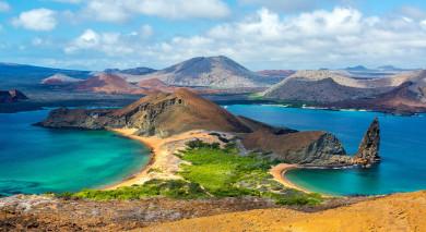 Example private tour: Galapagos and Panama: Tropical Getaway