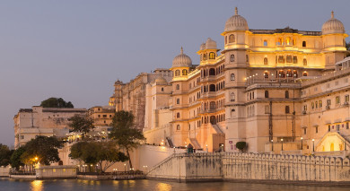 Example private tour: Highlights of North India