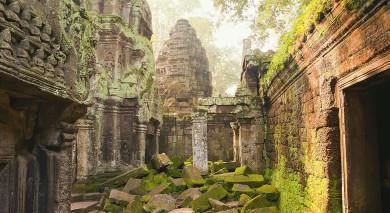 Empfohlene Individualreise, Rundreise: Mächtige Ströme und historische Städte