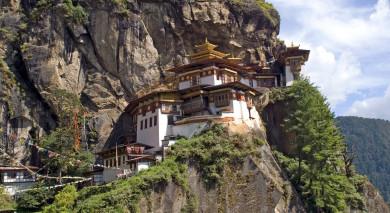 Empfohlene Individualreise, Rundreise: Bhutan – auf den Spuren des Glücks
