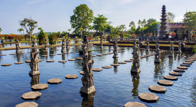 Example private tour: The Wondrous World of Bali