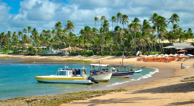 Example private tour: Brazil's Beaches, Rio and the Amazon