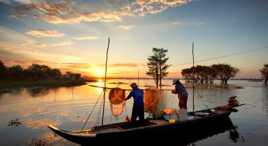 Empfohlene Individualreise, Rundreise: Vietnam und Kambodscha: Luxus Flusskreuzfahrt auf dem majestätischen Mekong