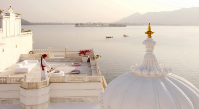 Example private tour: Luxury in North India