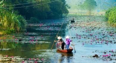 Example private tour: Off the beaten Vietnam