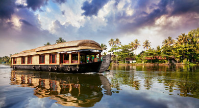 Example private tour: Highlights of South India
