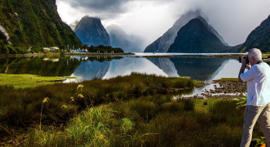 Example private tour: Essential New Zealand: Islands and Alpine Adventure
