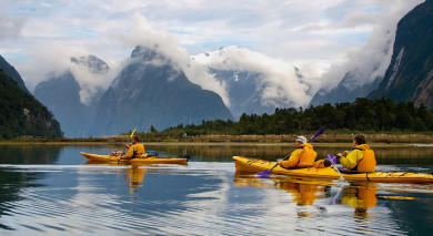 Example private tour: New Zealand: Landscapes, Culture and Beach
