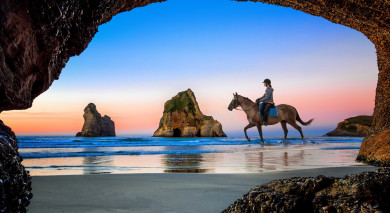 Example private tour: New Zealand: Art, Wine and Beach