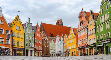 Example private tour: Classic Germany by Train