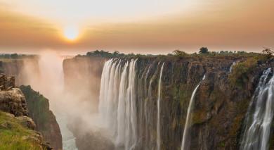 Empfohlene Individualreise, Rundreise: Südafrika, Tansania und Sambia – Victoriafälle, Safari und Strand
