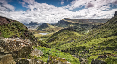 Example private tour: Road Trip: Highlights of Scotland